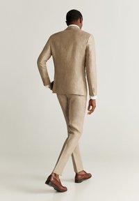 Mango - FLORIDA - Veste de costume - beige - 2