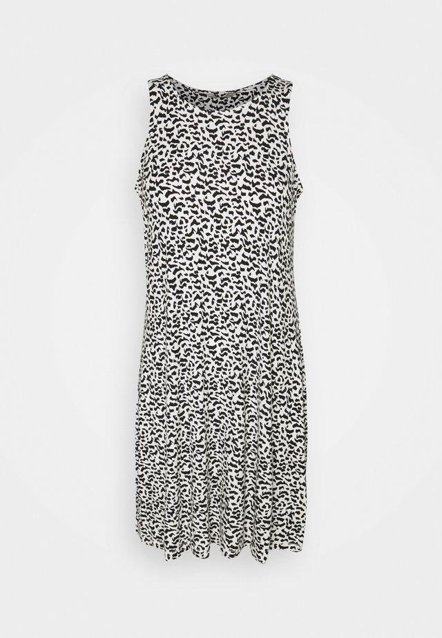 SWING DRESS - Sukienka z dżerseju - white