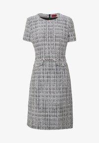 HUGO - KORINI - Shift dress - natural - 3
