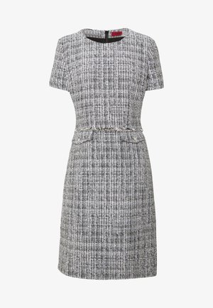 KORINI - Shift dress - natural