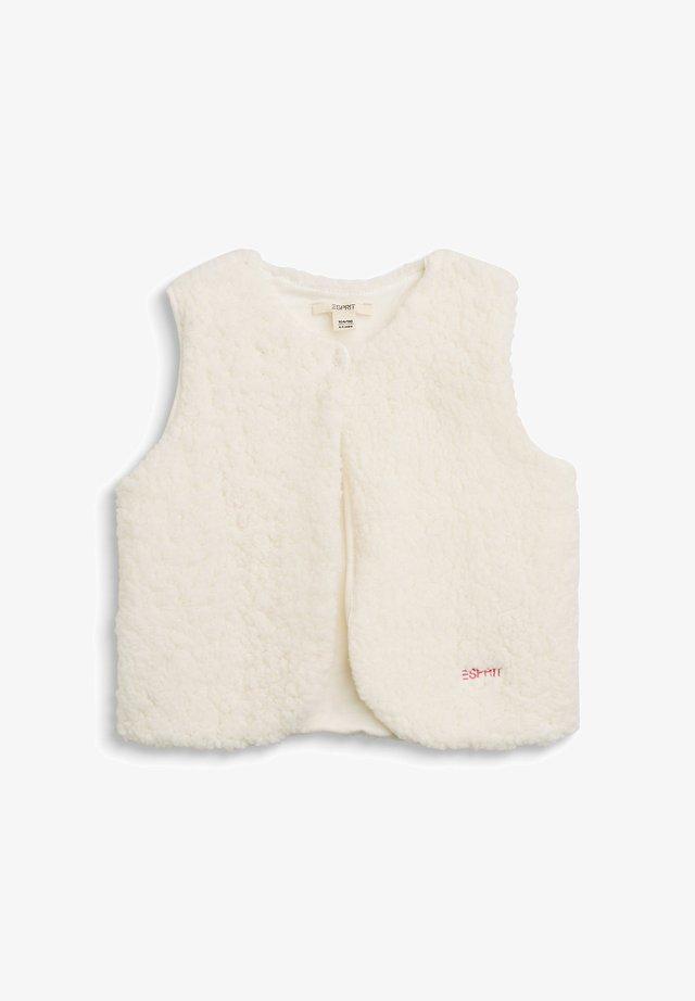 Bodywarmer - skin beige