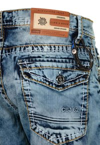 Cipo & Baxx - Slim fit jeans - ijsblauw - 8