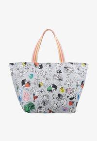 Codello - CODELLO X PEANUTS - Shopping Bag - grey - 5