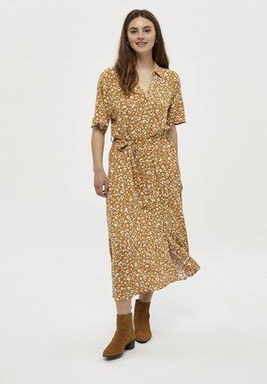Shirt dress - spruce yellow pr