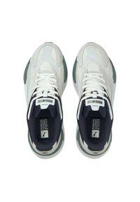 Puma - TWILL AIRMESH - Sneakers - puma white puma white - 3