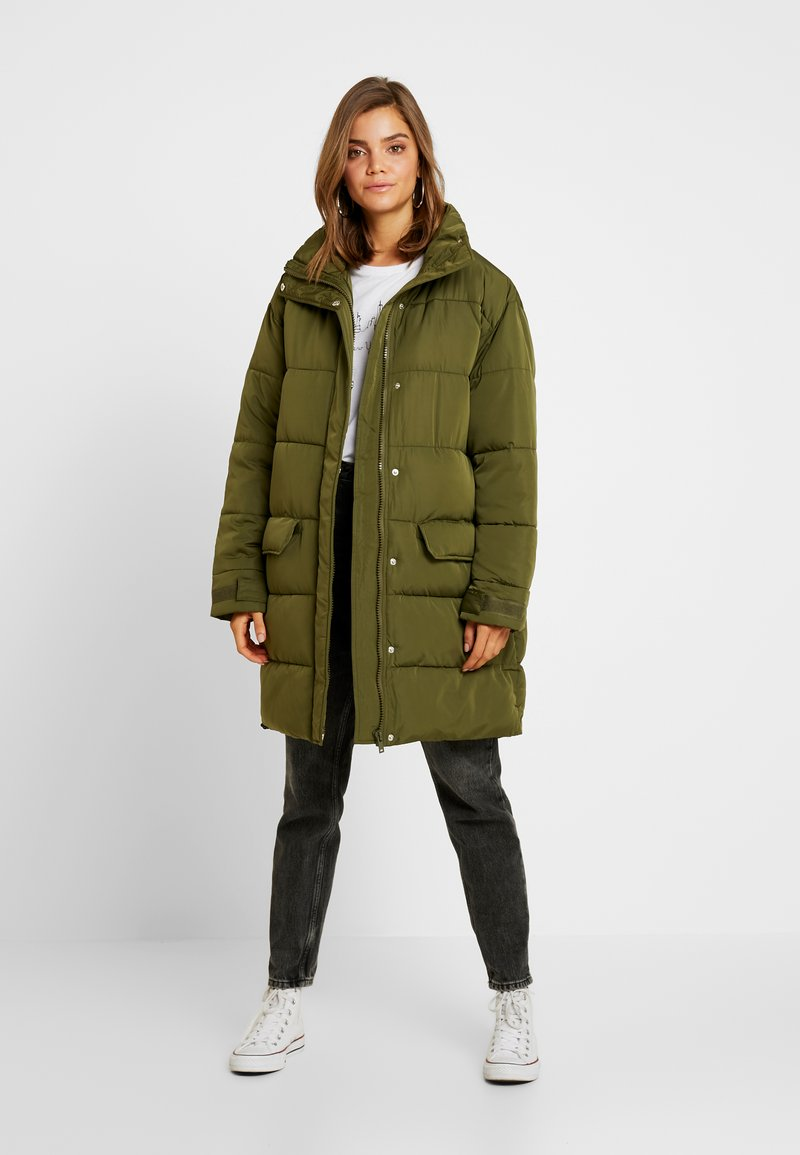 TWINTIP - Winter coat - khaki