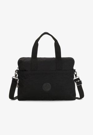 Notebooktasche - rich black