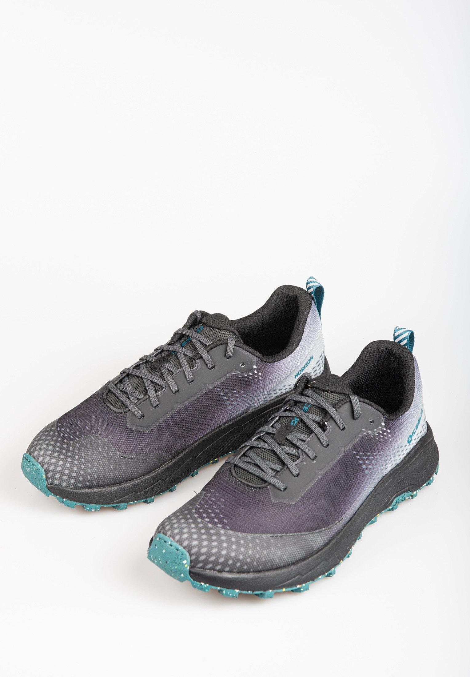 ICEBUG HORIZON M RB9X - Sneaker low - black/teal/schwarz - Herrenschuhe V1AHS