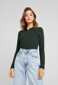 Monki - SIBYLLA - Svetr - dark green - 0