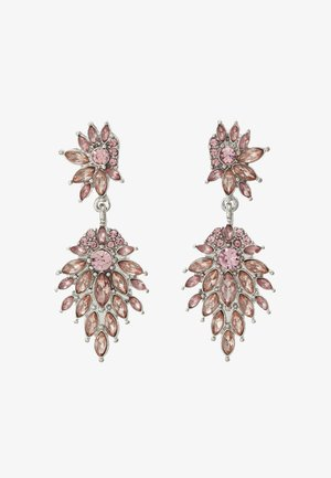 ONLCINDYLINDY EARRINGS - Ohrringe - silver-coloured