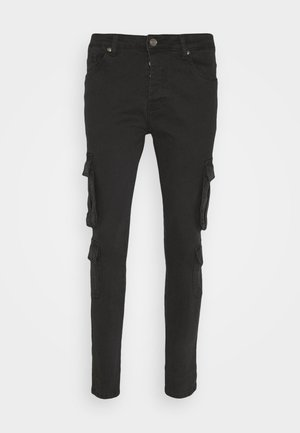 HAMBURG - Jeans Skinny Fit - charcoal wash