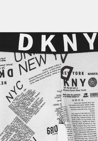 DKNY - Leggings - Trousers - white/black - 2