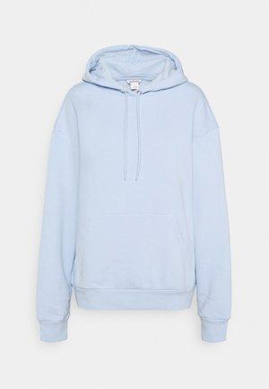 ODA - Bluza z kapturem - blue
