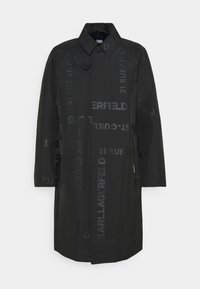 UNISEX - Waterproof jacket - black