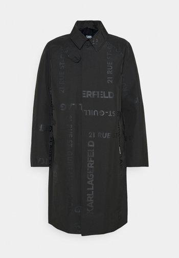 UNISEX - Vodotěsná bunda - black