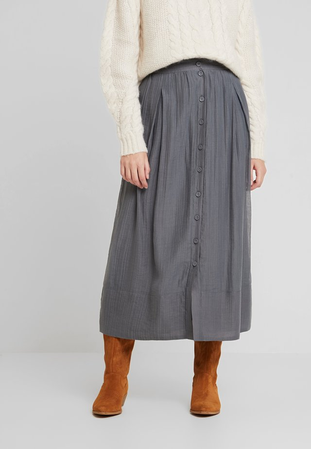 ELTINA SKIRT - Pleated skirt - sedona sage