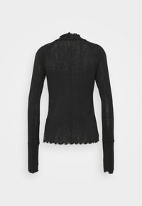 Free People - SOLID HIGH JUMP - Long sleeved top - black - 7