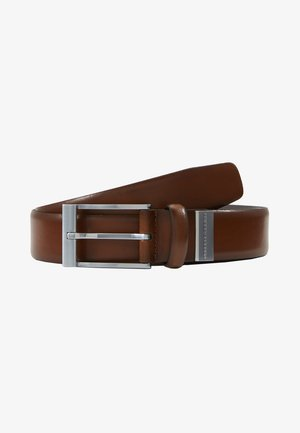 DAKOTA - Pasek - dark brown
