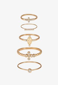 ALDO - CLINA 5 PACK - Ring - gold-coloured - 3