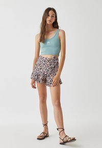 PULL&BEAR - Top - green - 1