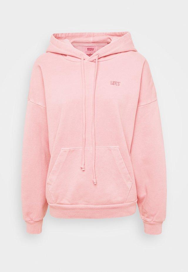 HOODIE - Sweat à capuche - blush garment