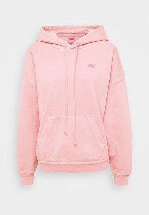 HOODIE - Bluza z kapturem - blush garment