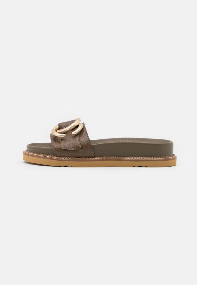 Sandaler - bueno kaki