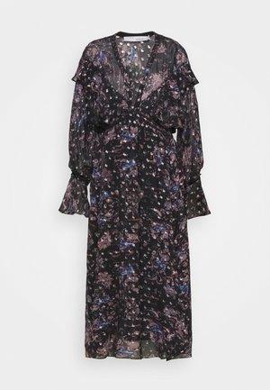 SKAGE - Maxi šaty - black