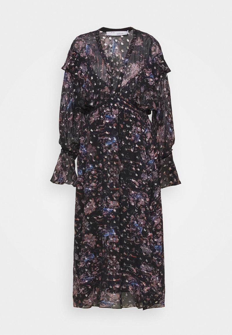 Iro - SKAGE - Maxi šaty - black
