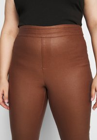ONLY Carmakoma - CARARGAIN - Leggings - argan oil - 4