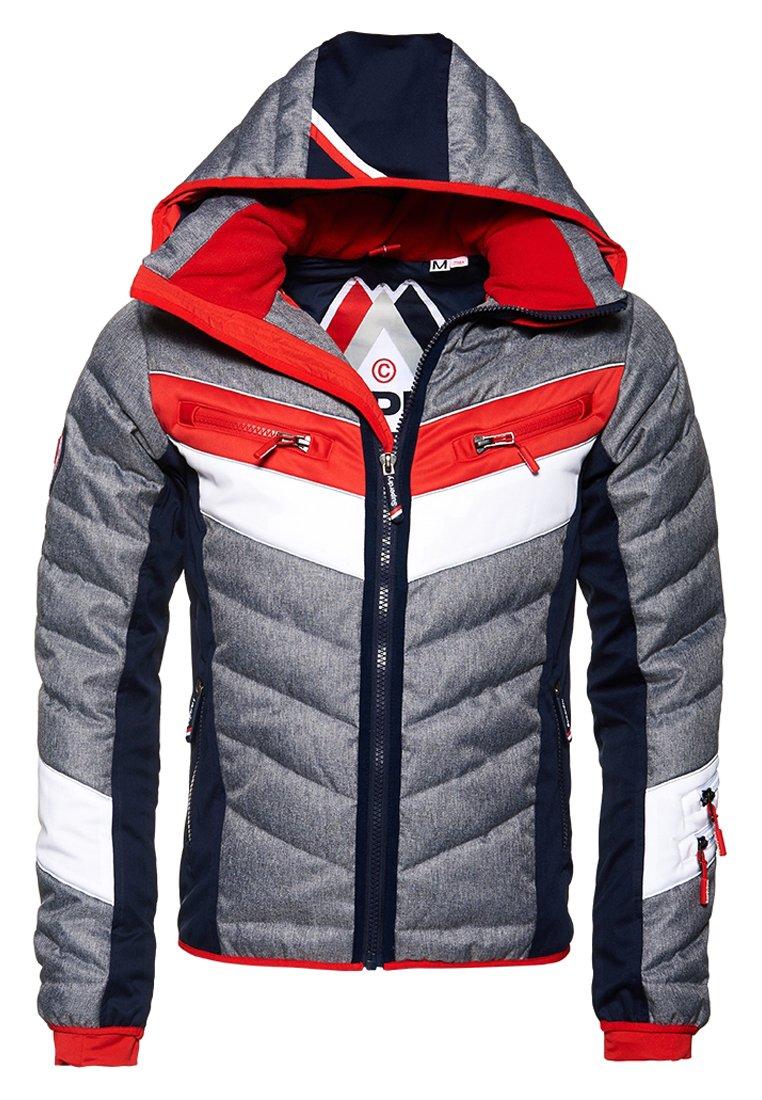 Superdry SCUBA SLOPESTYLE FUJI JAS MET CAPUCHON Ski jas