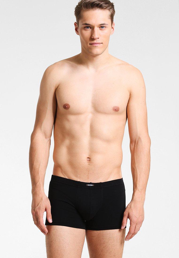 Ceceba - ARCEN 3 PACK - Pants - black