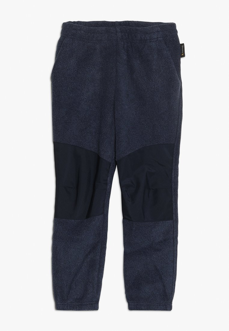 Jack Wolfskin - OKAMI PANTS KIDS - Tygbyxor - midnight blue