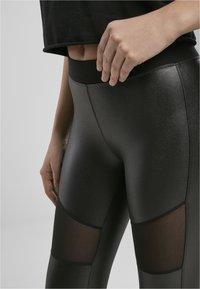 Urban Classics - Leggings - Trousers - black - 5