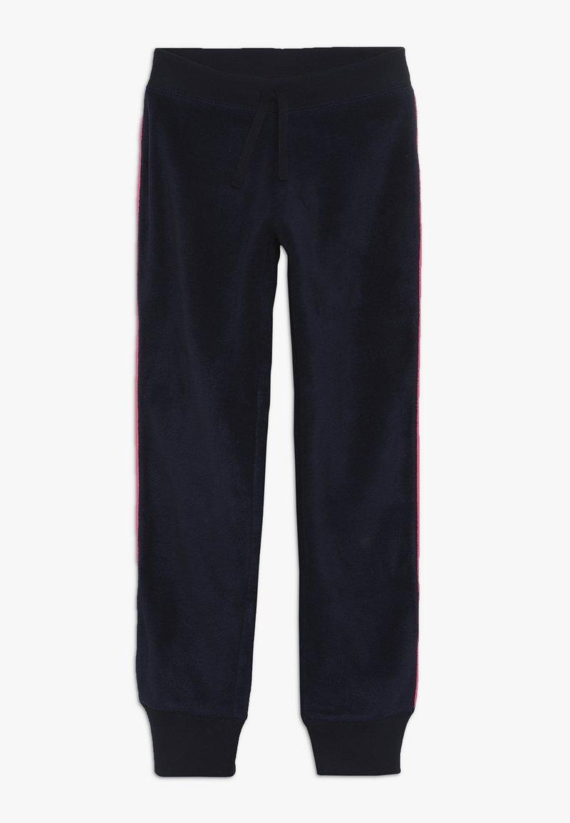 GAP - GIRL PIPING - Tracksuit bottoms - navy uniform