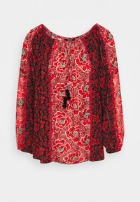 Desigual - BLUS ROSAL DESIGNED BY MR CHRISTIAN LACROIX - Bluser - borgoña - 5