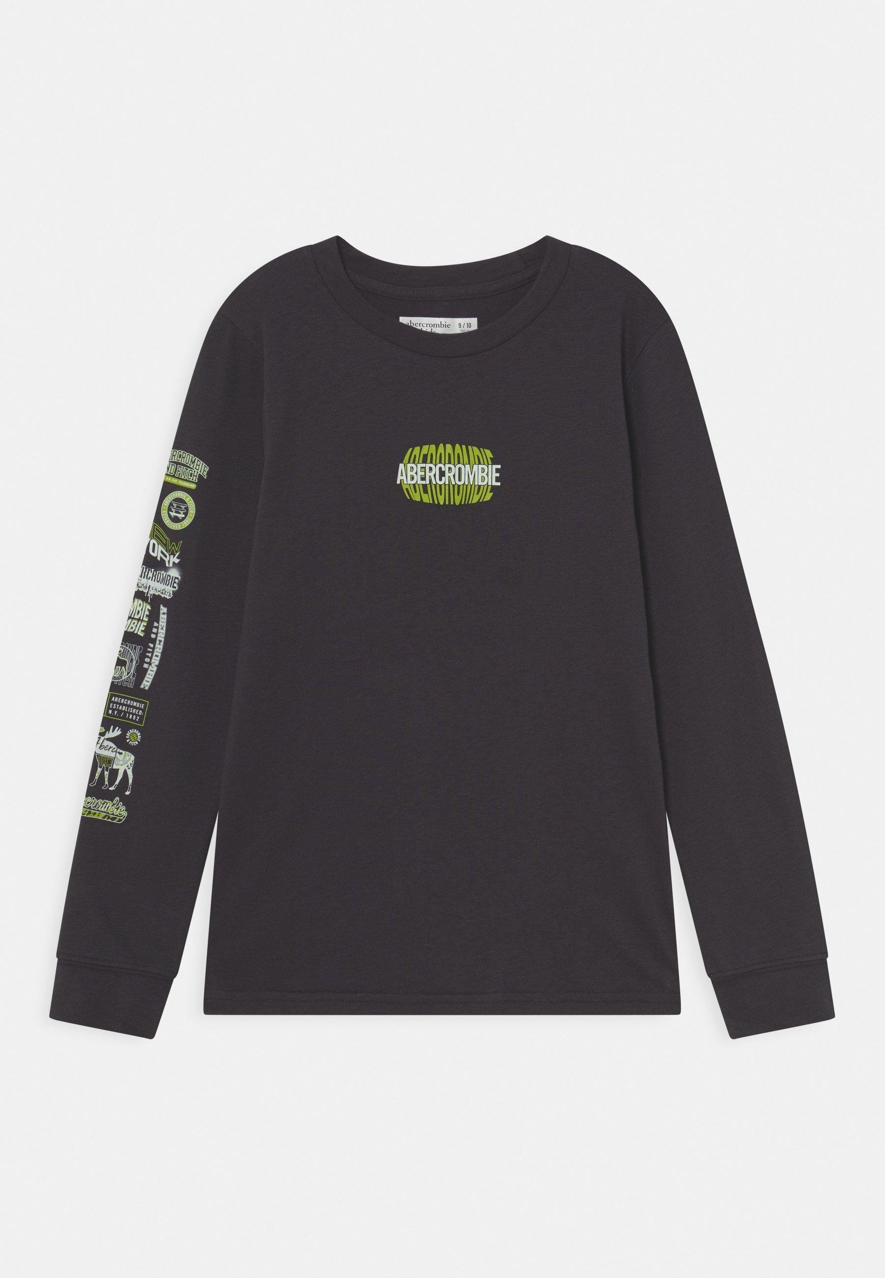 Kinder PRINT LOGO - Langarmshirt
