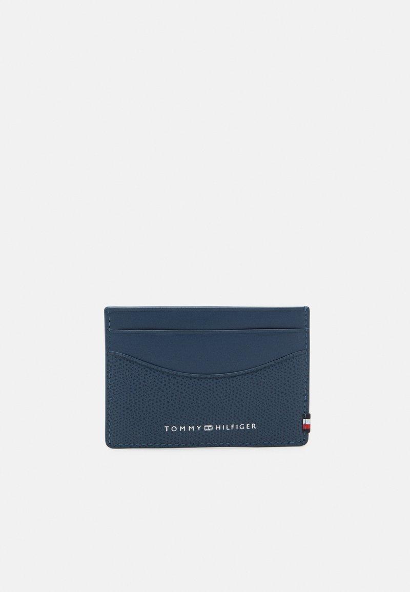Tommy Hilfiger - BUSINESS MINI HOLDER UNISEX - Wallet - blue
