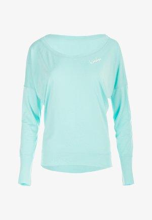 MCS002 ULTRA LIGHT - Sweatshirt - mint