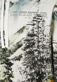 Tommy Hilfiger - LANDSCAPE HOODIE - Sweater - ecru - 2