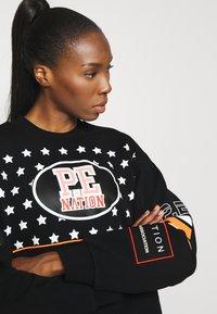 P.E Nation - OFF SIDE  - Sweatshirt - black - 3