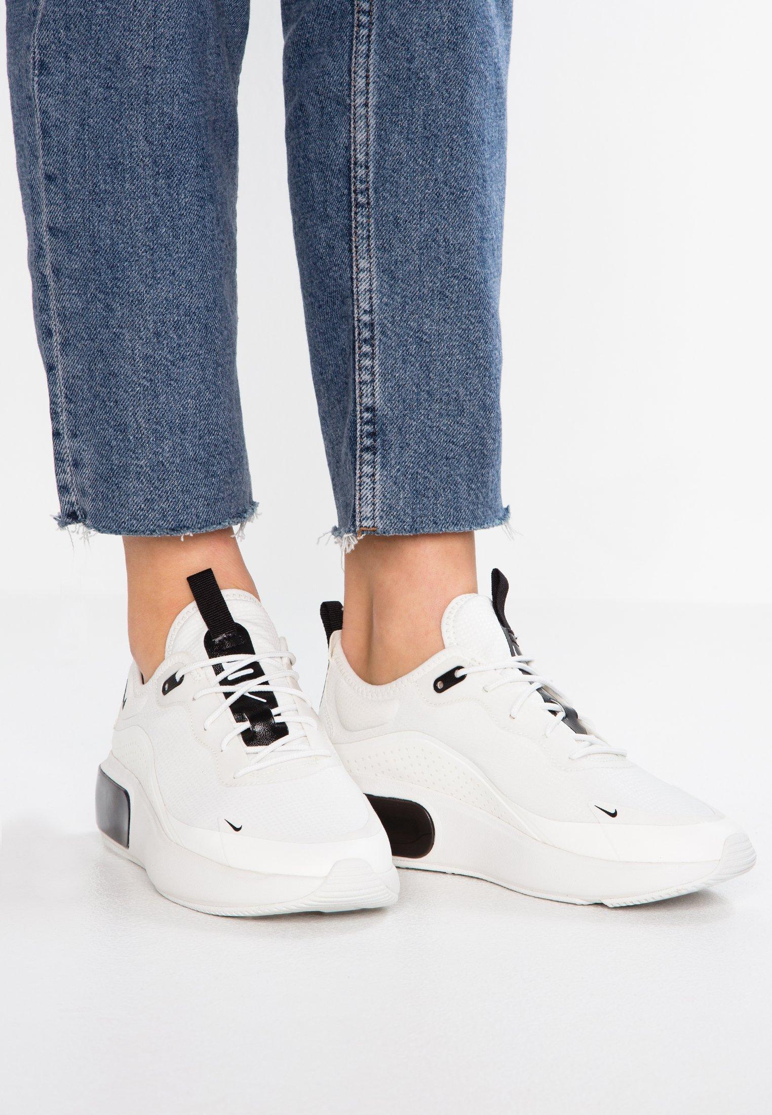 AIR MAX DIA - Sneakers laag - summit white/black