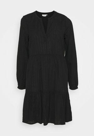KAKORA DRESS - Day dress - black deep