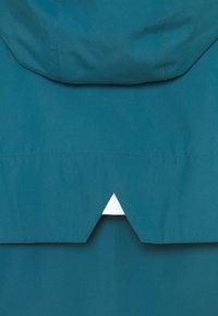 Salomon - Giacca hard shell - mallard blue - 2