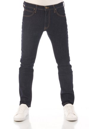 Slim fit jeans - rinse blue
