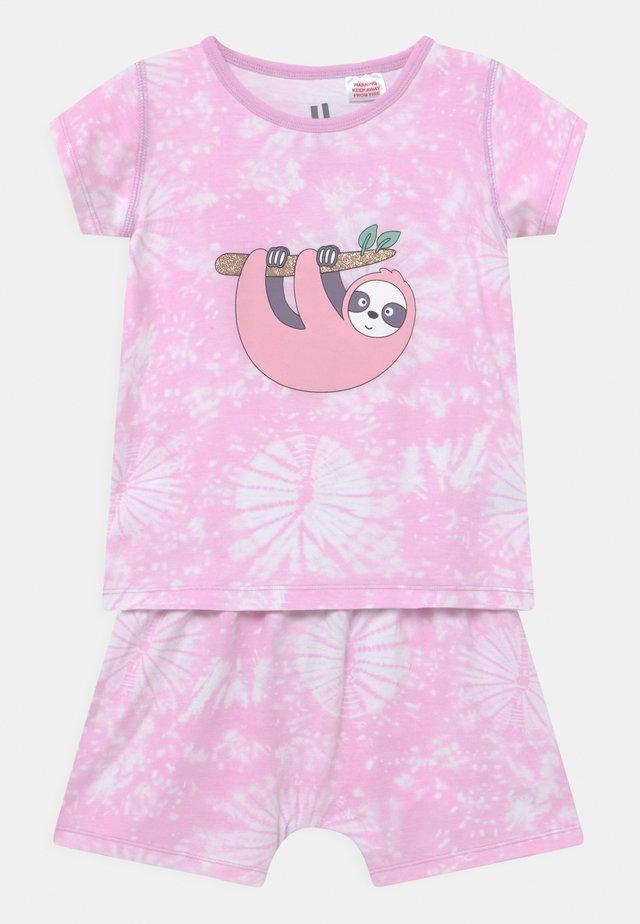 HARPA SHORT SLEEVE  - Pyžamová sada - pale violet