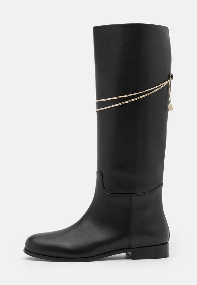 STIVALE DONNA WOMANS BOOT - Støvler - black