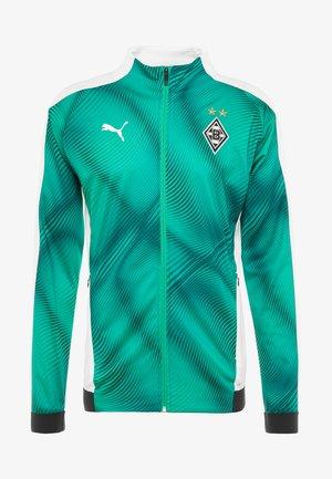 BORUSSIA MÖNCHENGLADBACH STADIUM JACKET - Training jacket - bright green/puma black