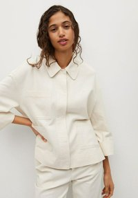 Mango - Summer jacket - ecru - 0