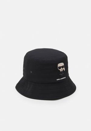 BUCKET HAT UNISEX - Sombrero - black